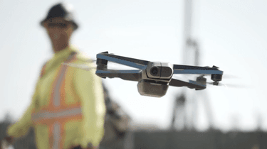 skydio 2 drone construction