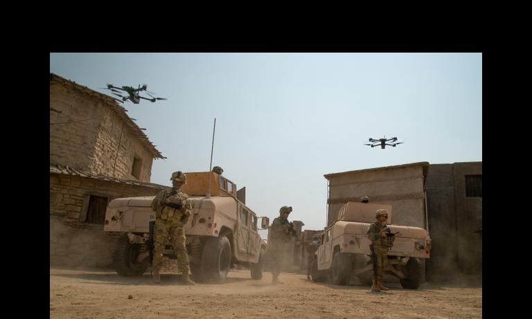 Skydio X2 drone military use