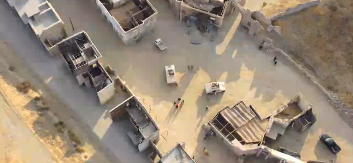 Skydio drone mapping military