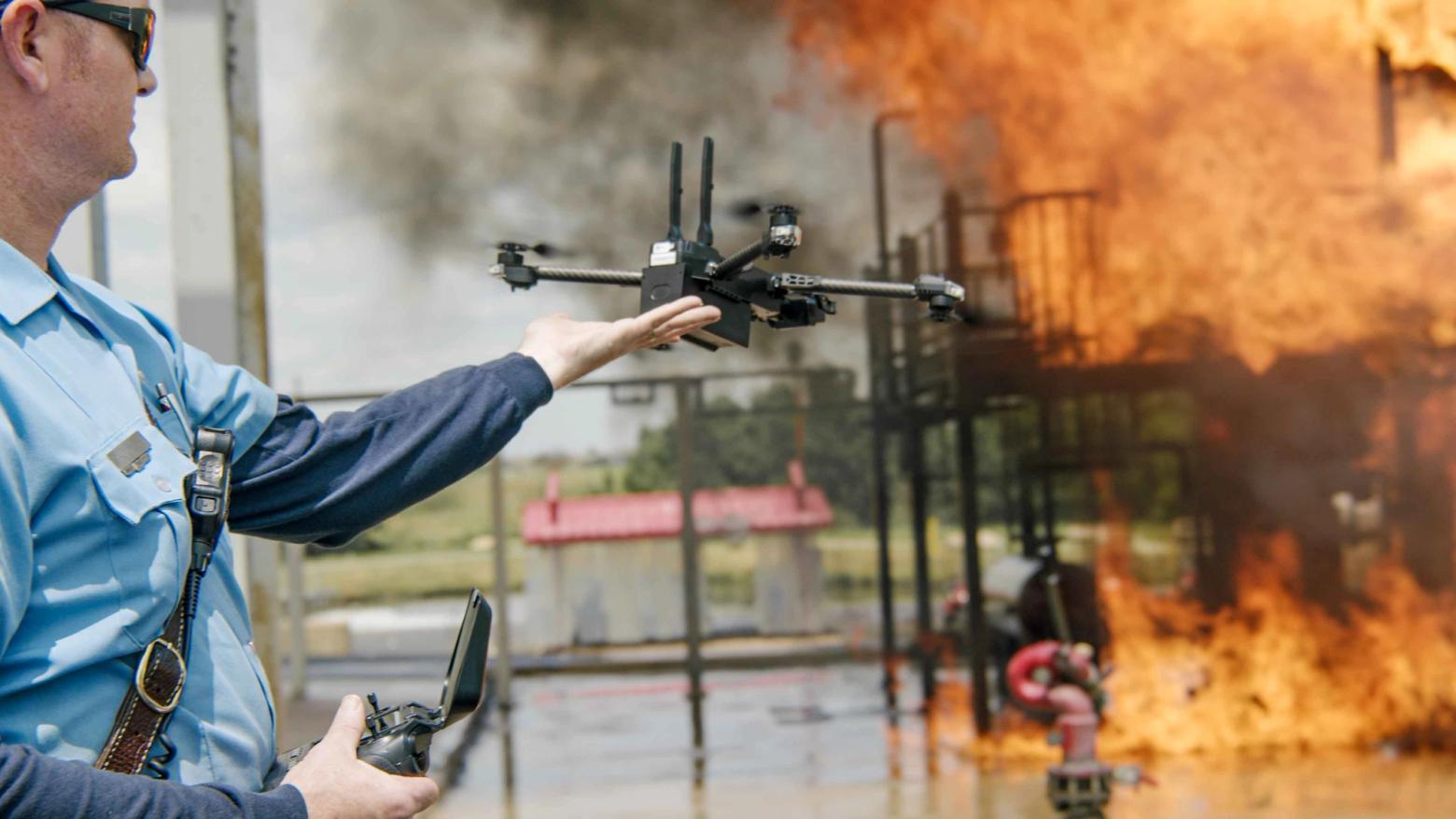 Skydio X2 public safety drone