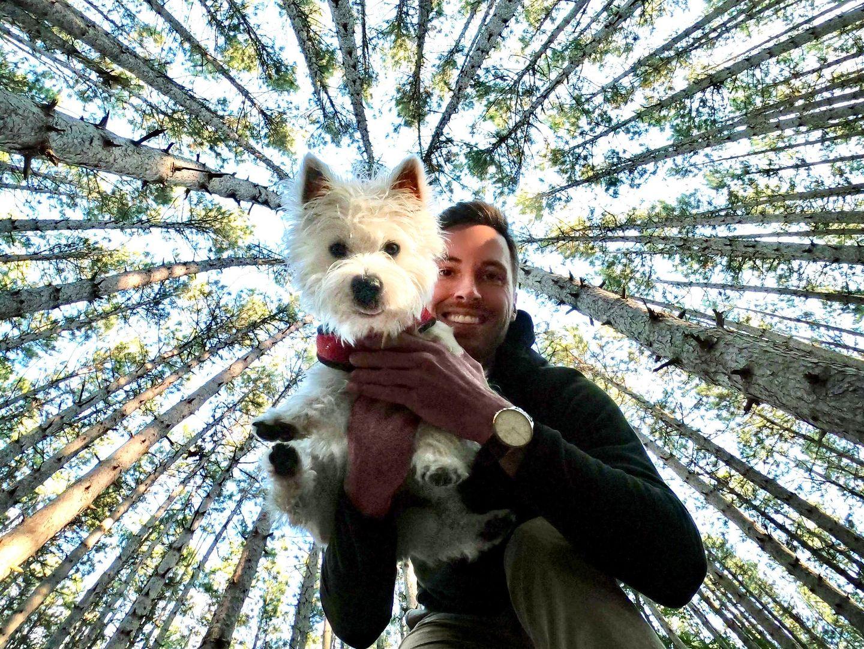 Nick Hearn Puppy