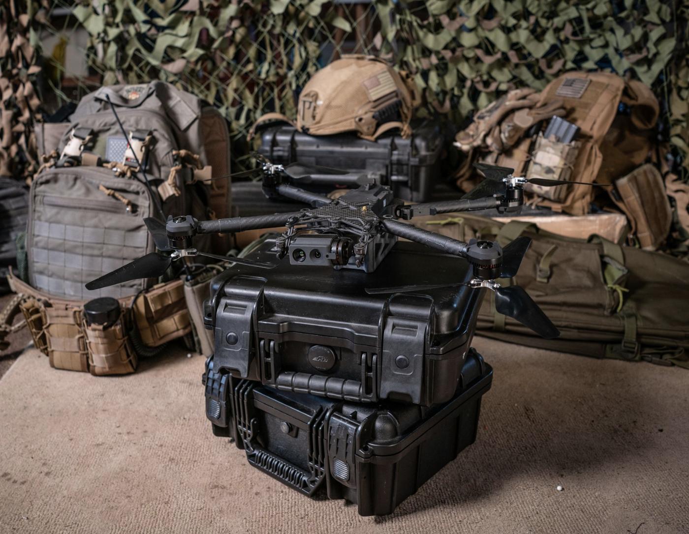 Skydio X2 Military Police Drone
