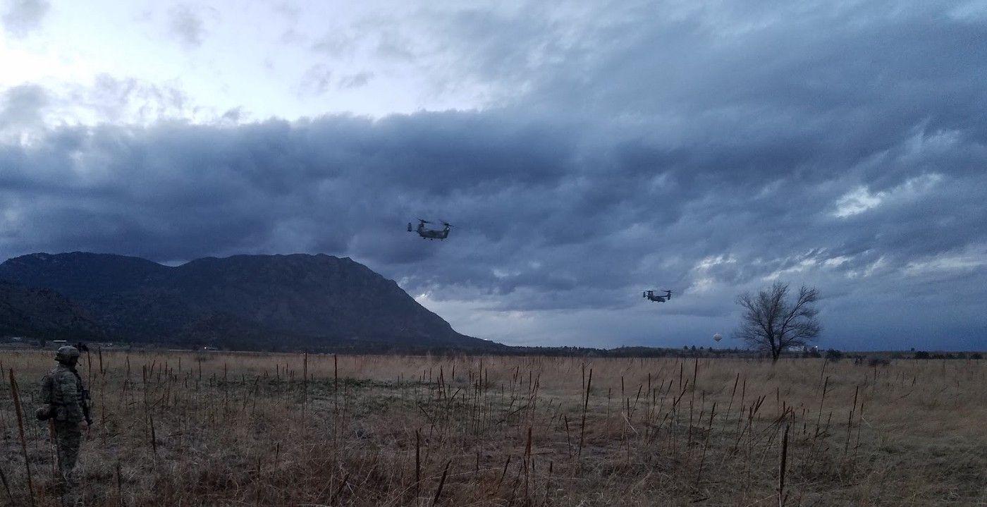 Former SEAL - Skydio Military Autonomous Drone