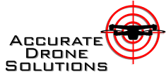 accurate drone solutions logo