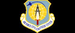 Air Force Civil Engineer Center logo