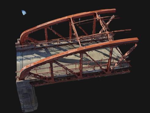 3d scan bridge