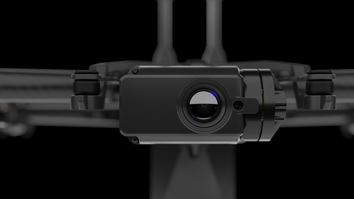 skydio x2 optical color only camera