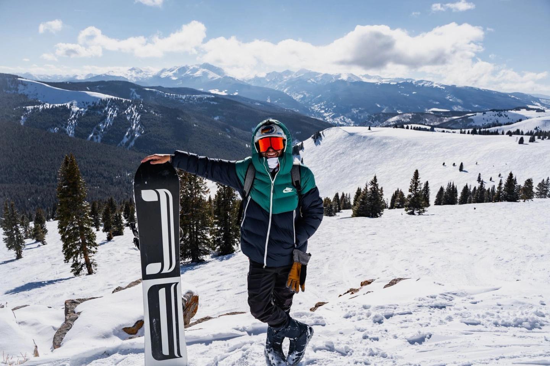 Lane Womack Snowboarding