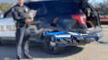 Skydio 2 Autonomous Drone and Chula Vista Police Department
