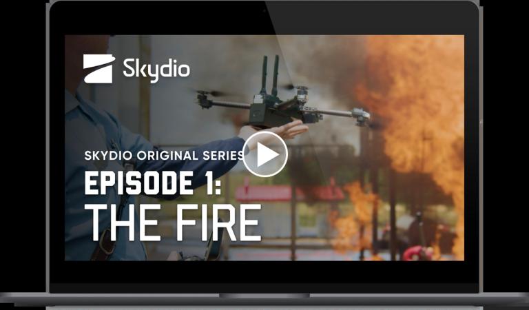 Skydio X2 and S2 Autonomous Drones First Responders