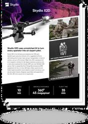 Skydio X2 PDF