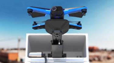 Skydio 2 Autonomous Drone and Skydio Dock Prototype Concept