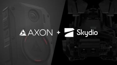 Skydio and Axon