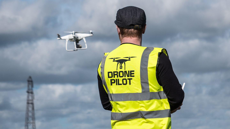 manual drone pilot