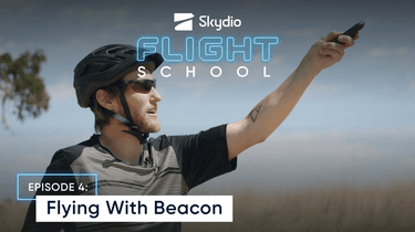 Flying with Beacon