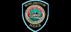 Burlington Police logo