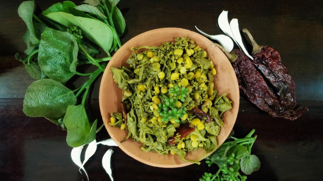 Bohar Bhaji Recipe: Chhattisgarh's Most Loved and Expensive Bhaji.