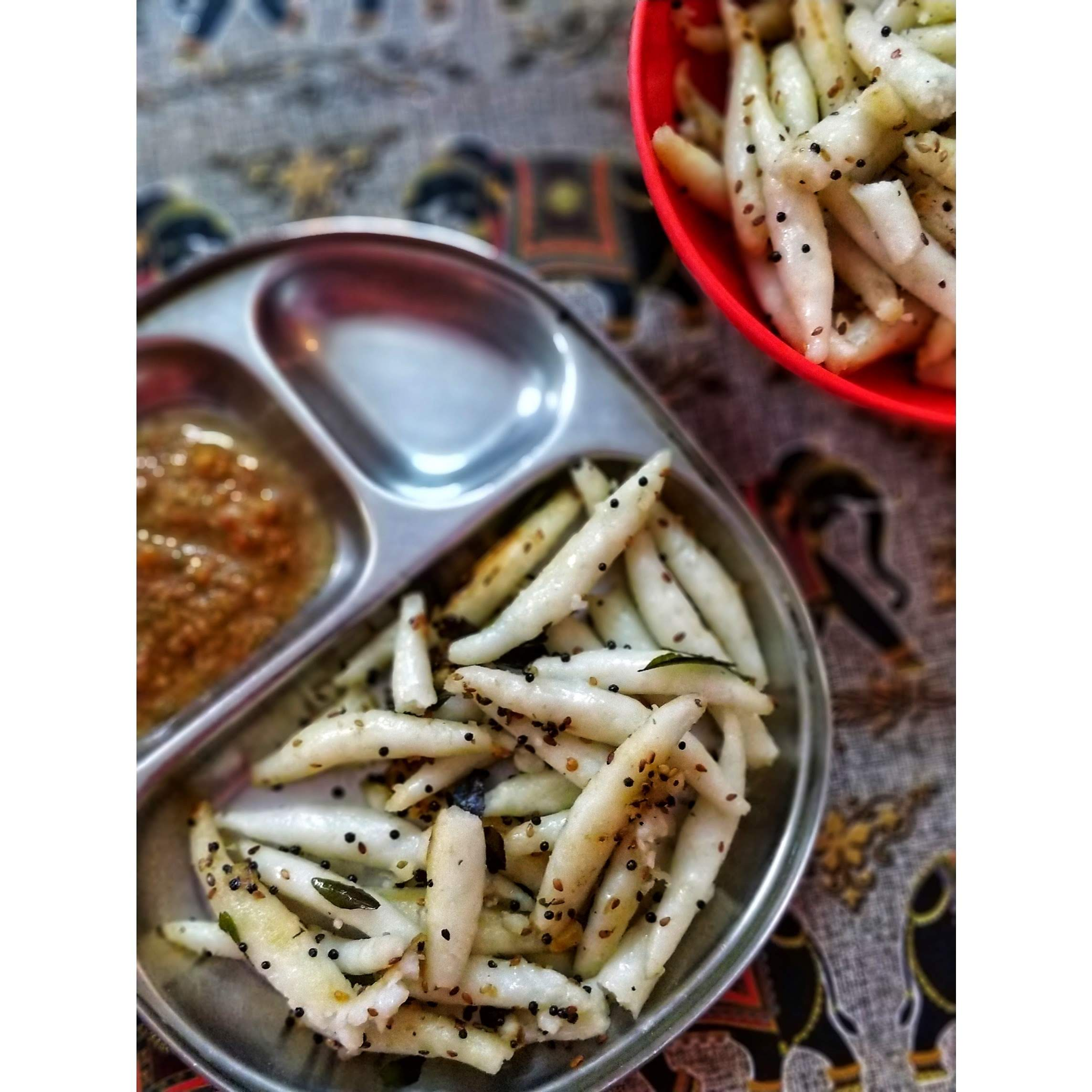 Faraa : A Chhattisgarhi Snack