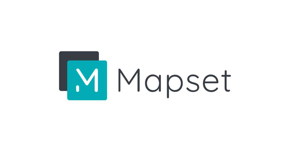 Mapset, a new, innovative and dynamic tool