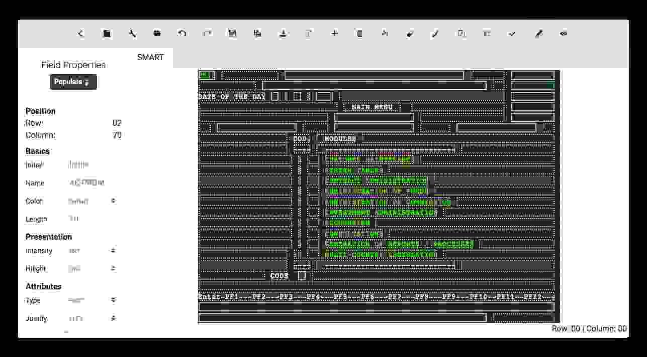 Mapset - Advanced Editor