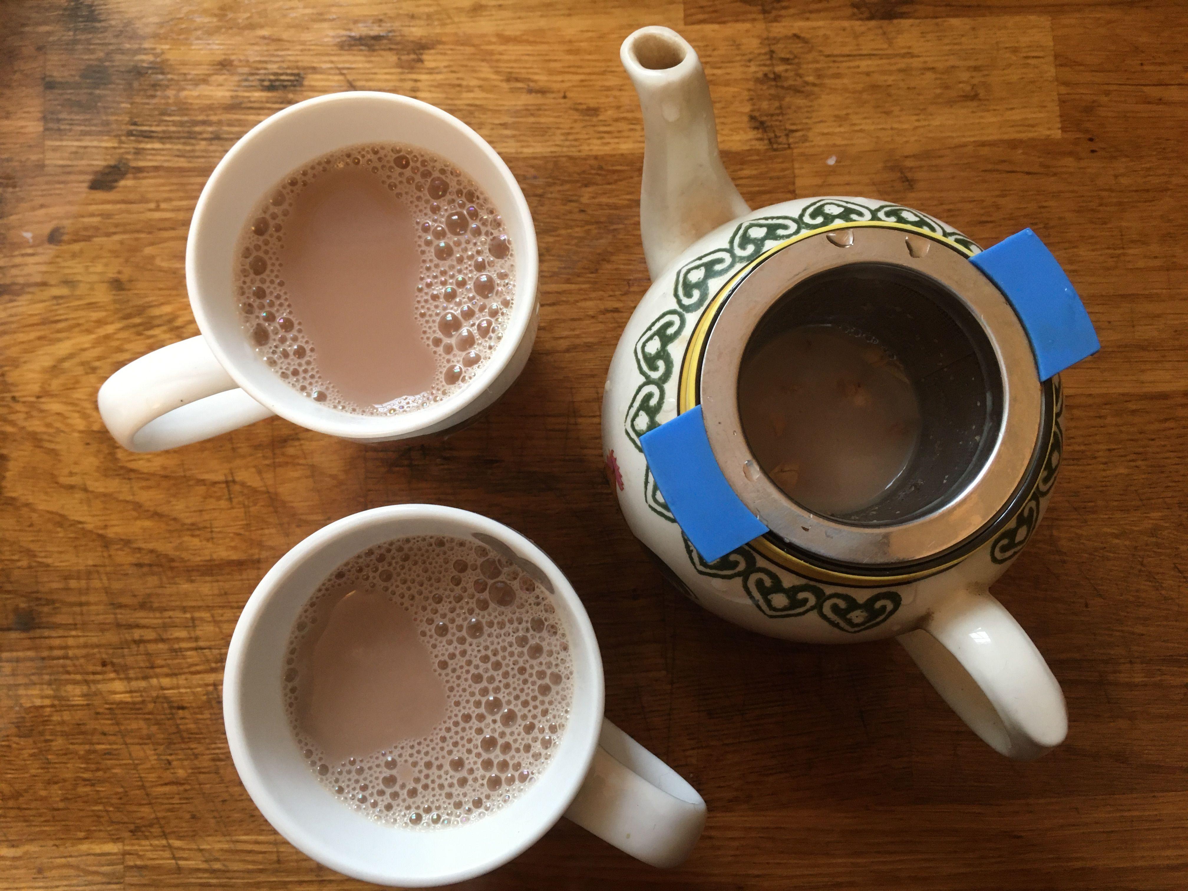 Winter Herbal Chai