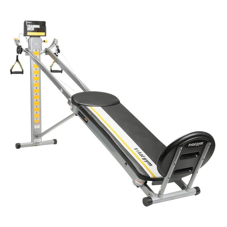 The Fit signature series from Total Gym