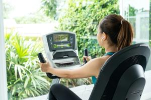 Testing recumbent exercise bikes to find the best one.