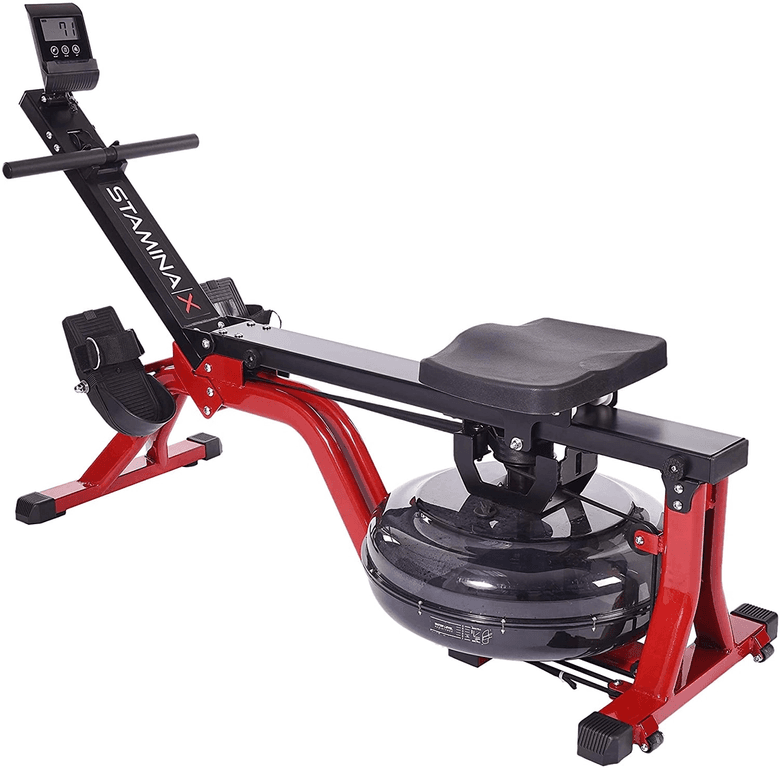 Stamina | X Water Rower seen from the side