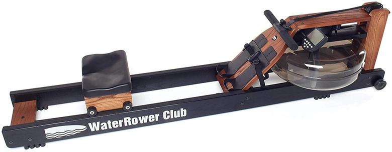 Compact rowing machine from Water Rower club