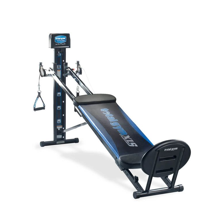 The XLS model from Total Gym