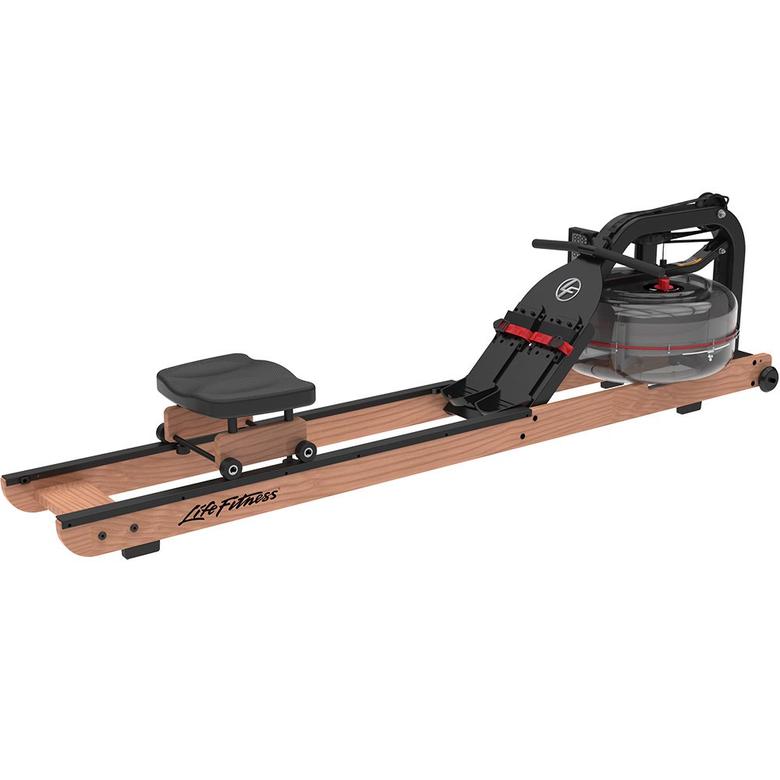 Life Fitness Row HX water rowing machine