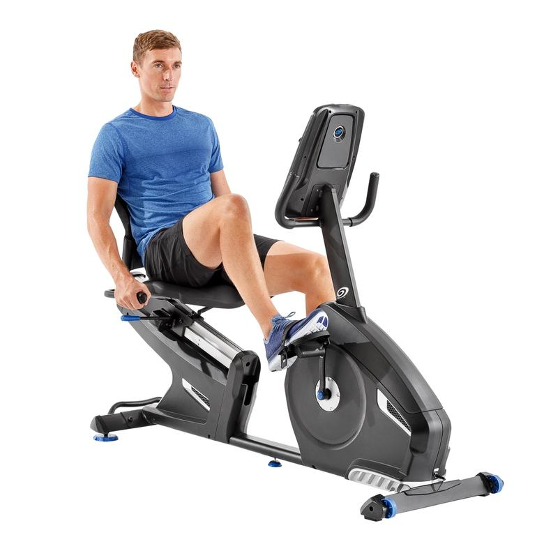 The Nautilus R616 offers great value for anyone looking for a recumbent bike to exercise on.
