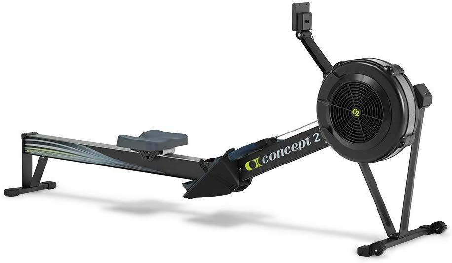 Concept2 Model D Indoor rowing machine.