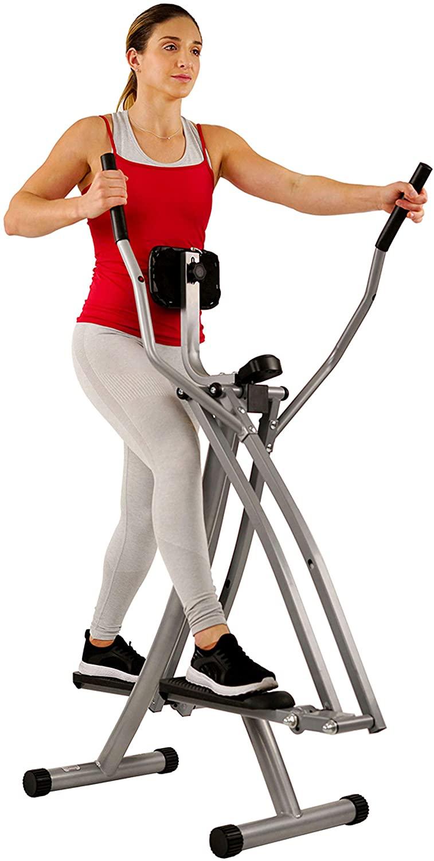 Sunny Health & Fitness SF-E902 Air Walk elliptical trainer