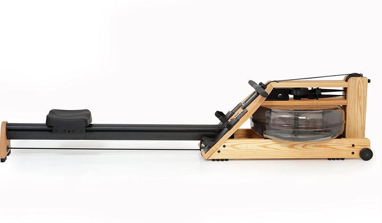 WaterRower A1 Home Rowing Machine from the side