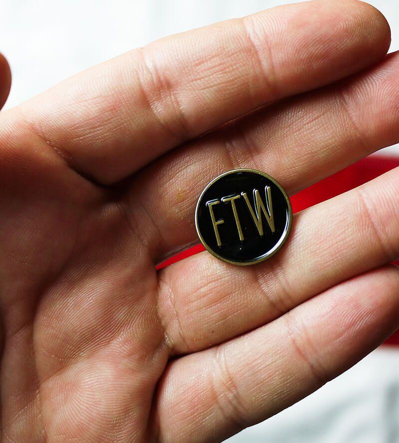 FTW Pin