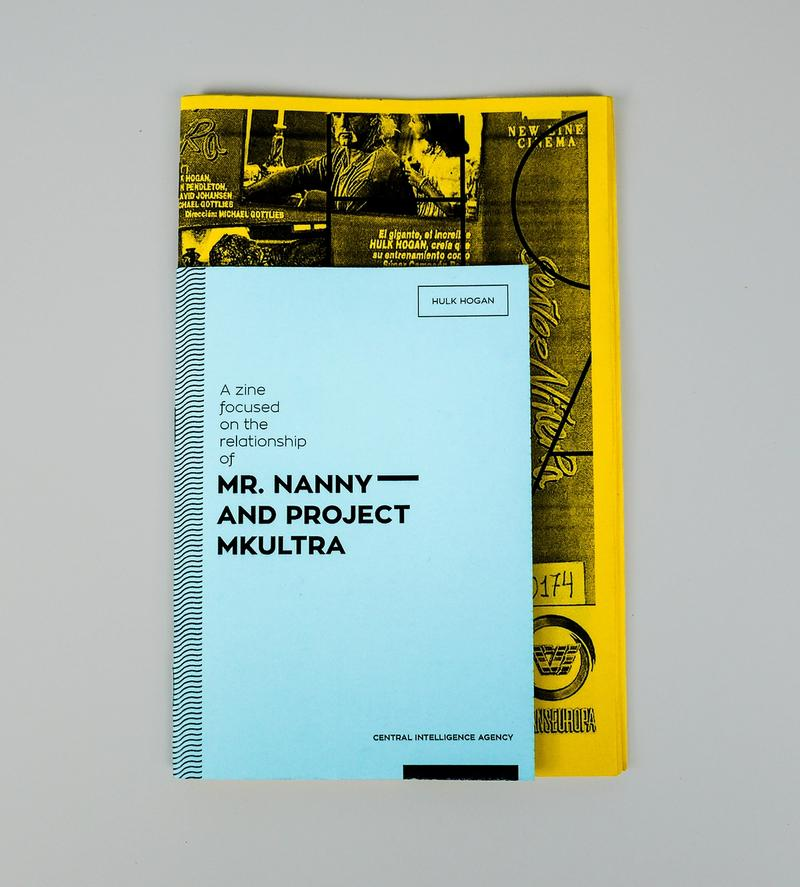 Mr. Nanny and Project MKUltra