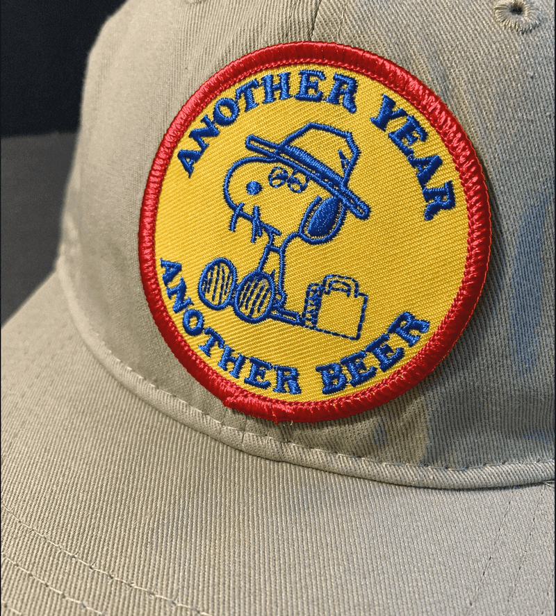 Another Year Another Beer Dad Hat