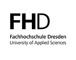 FHD, The Fachhochschule Dresden logo