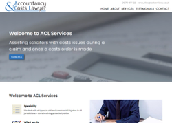 AC&L Services Limited screen shot