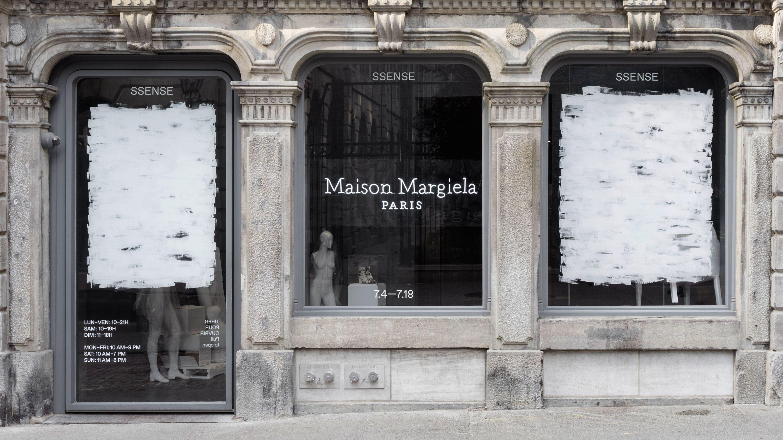 SSENSE Montreal façade