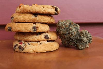 Cookies + Weed