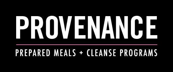 Provenance Meals