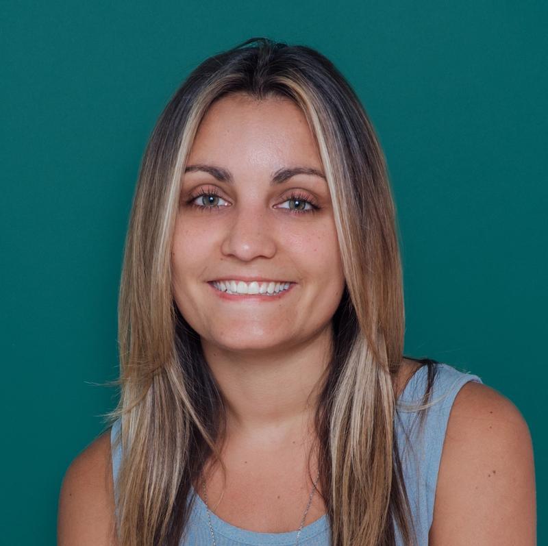 Samantha Franceshini, Health Coach