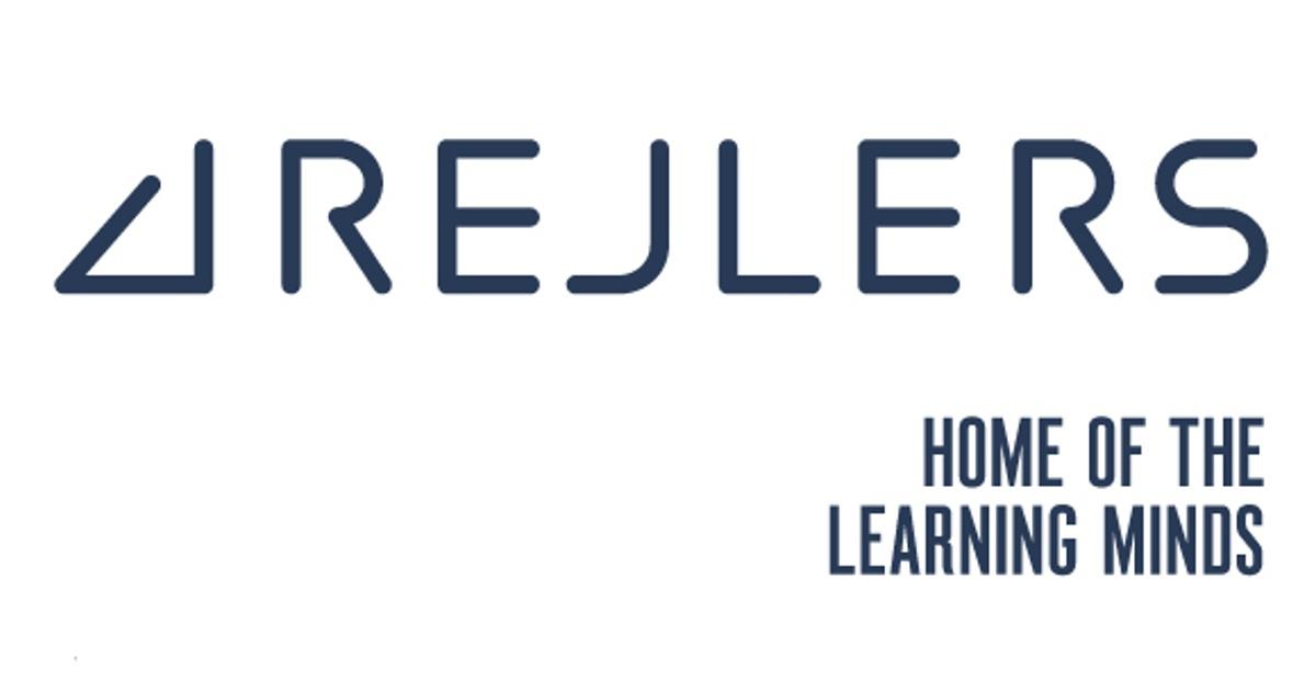 Annonsen viser logoen til Rejlers