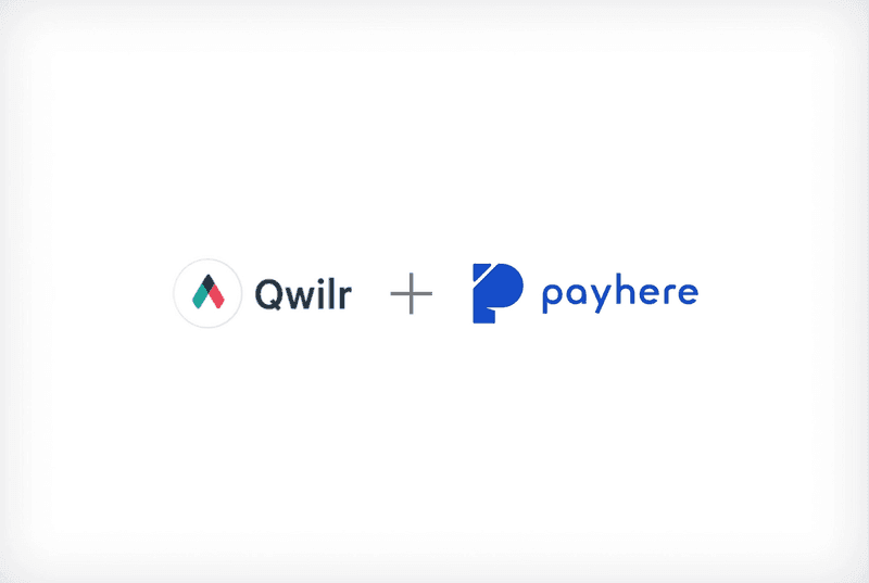 Using payhere with Qwilr