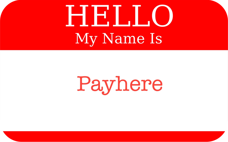 Who/What/Why Payhere?