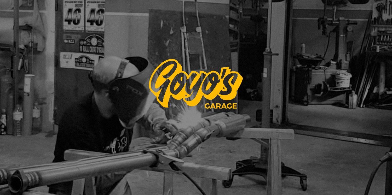 Cover Goyos Garage