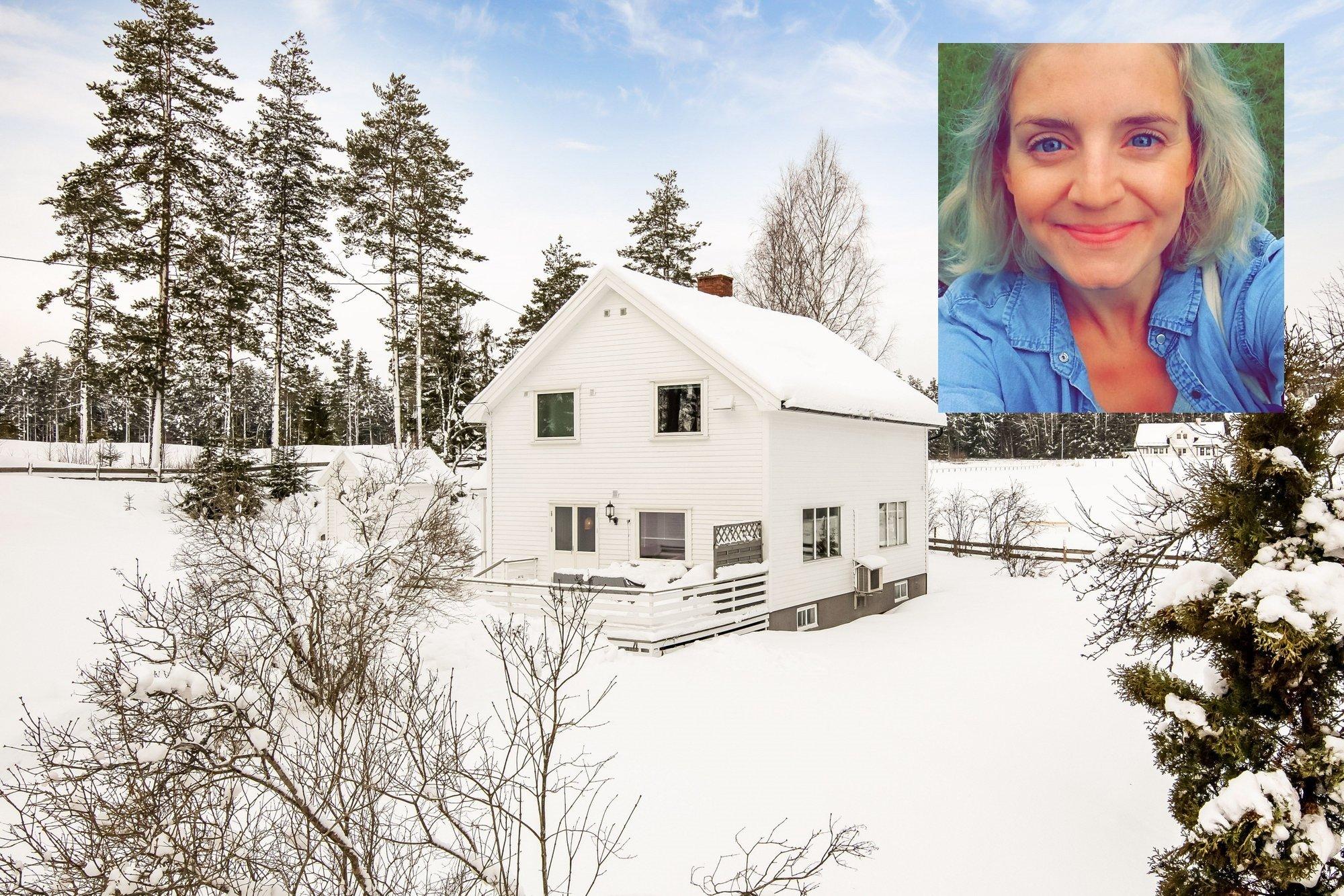 Eneboligen i Aurskog gikk 110 000 kr over takst – uten megler