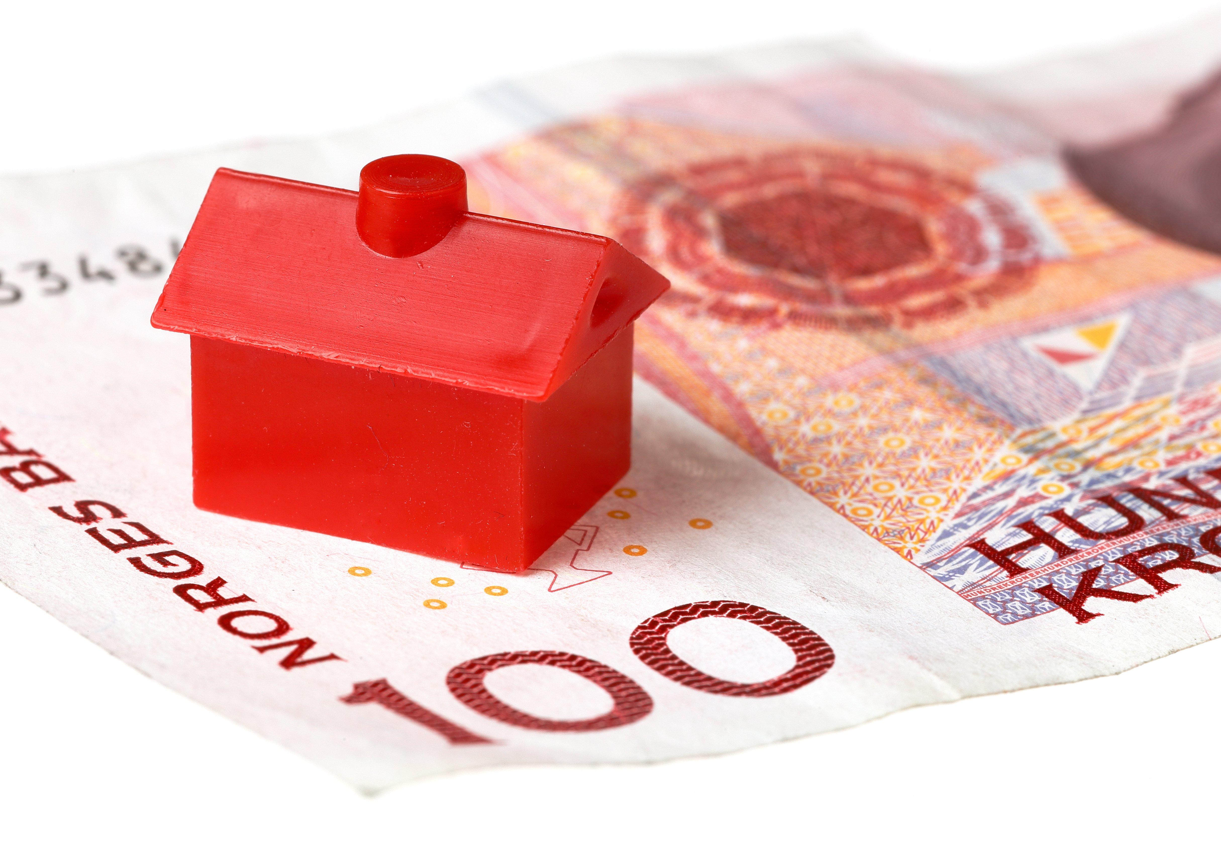 Er du villig til å betale 100 000 kr for å selge boligen?